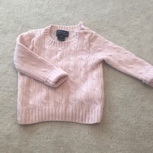Cashmere Sweater Polo Ralph Lauren 12m